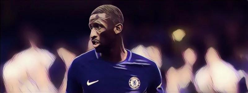 Rudiger labels Chelsea's display against Everton as 'unacceptable.'