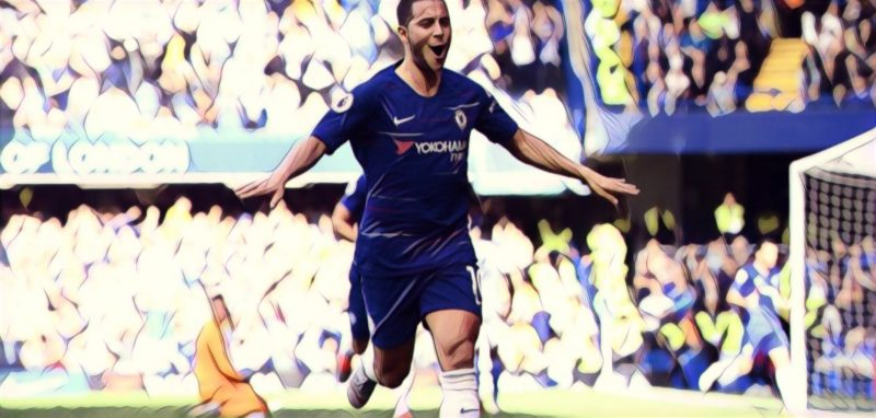 Hazard hails 'great manager' Sarri