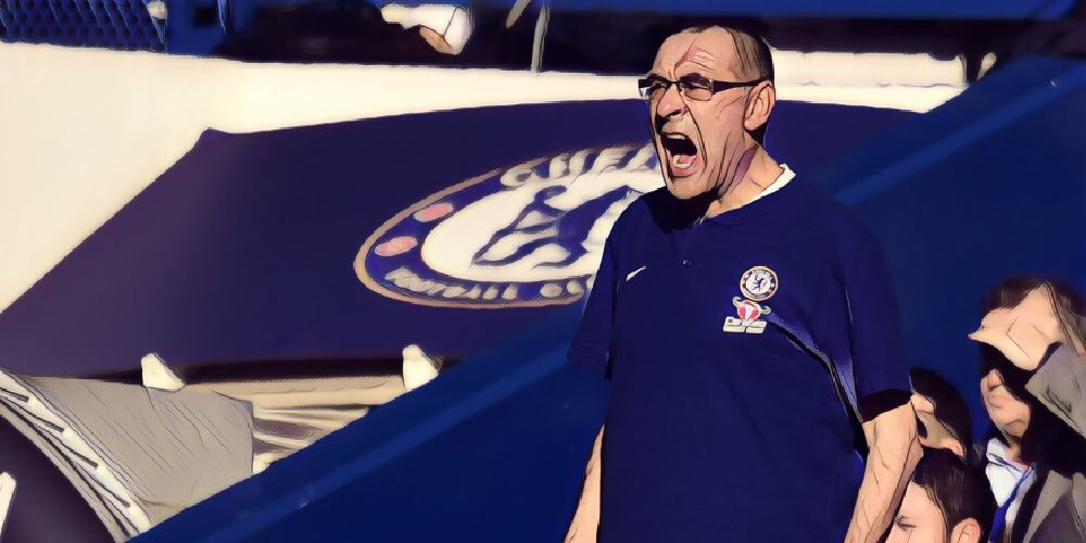 Dissapointed Sarri admits Manchester United were better than Chelsea