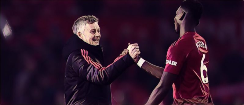Pogba insists Manchester United players want Solskjaer to get permanent job