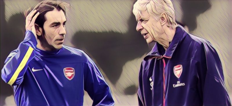 Arsenal legend Pires issues passionate 'Thank You,' to Arsene Wenger