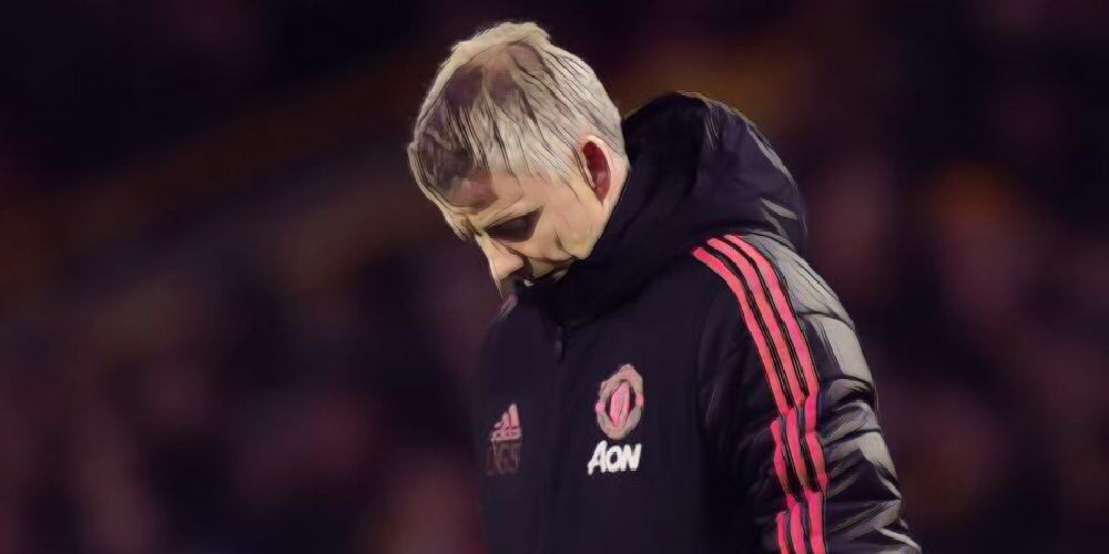 Solskjaer says Manchester United performance v Wolves was 'disappointing'