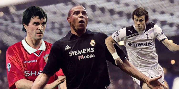 Five of the best individual performances in Champions ...