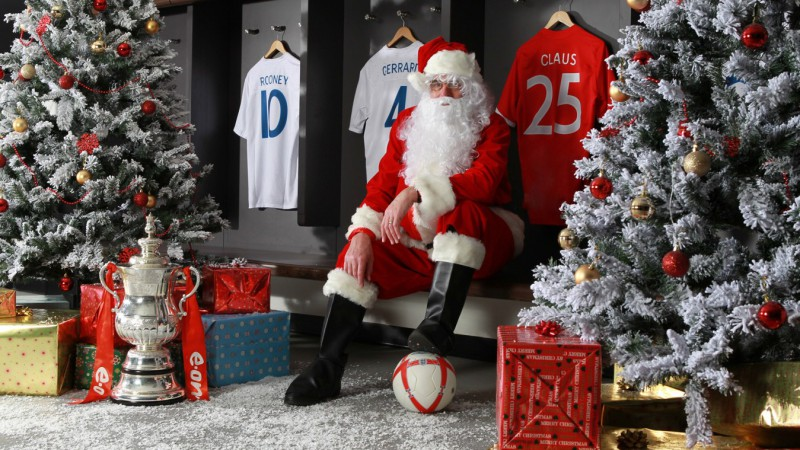 Christmas Present Ideas For The Football Fan In Your Life