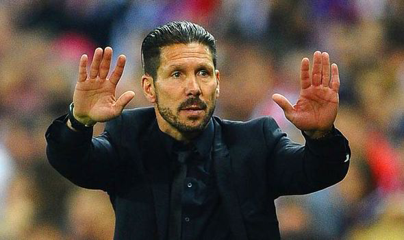 Diego Simeone will have a big hole to fill at Atletico