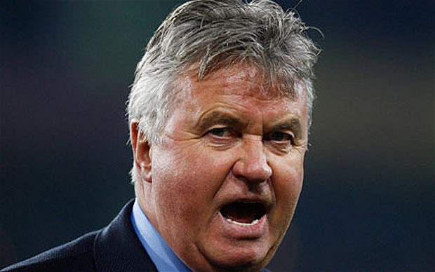 Hiddink - excellent coach