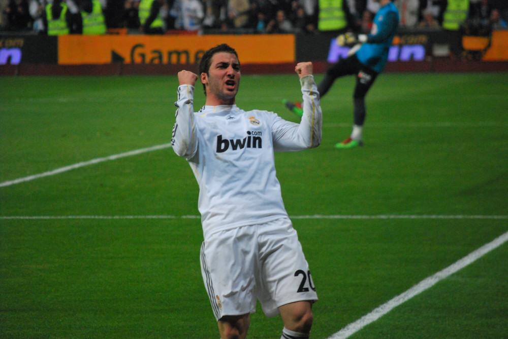 Higuain is a prolific goalscorer