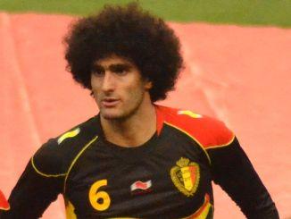 Fellaini Belgium