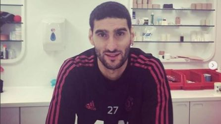 Fellaini New Look