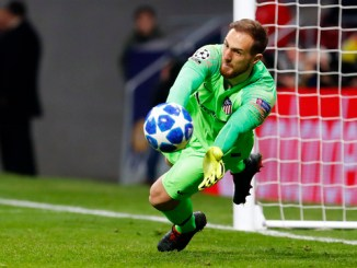 Jan Oblak Atletico Madrid save