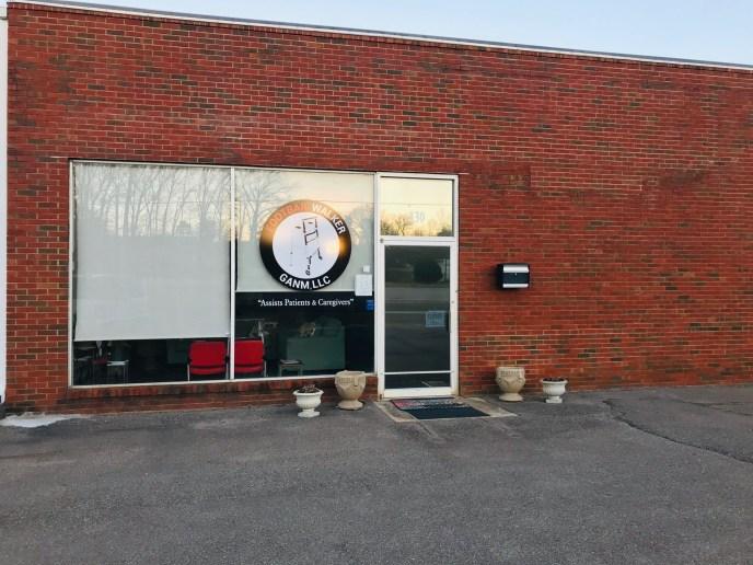 Footbar  Walker Storefront