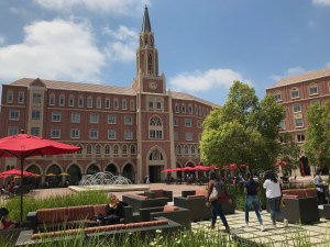The University of Southern California – USC – Photo Tour