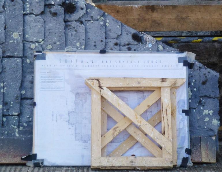 site construction plan