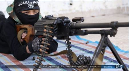 Cubs of the Caliphate, Islamic State, ISIS, foreign fighters