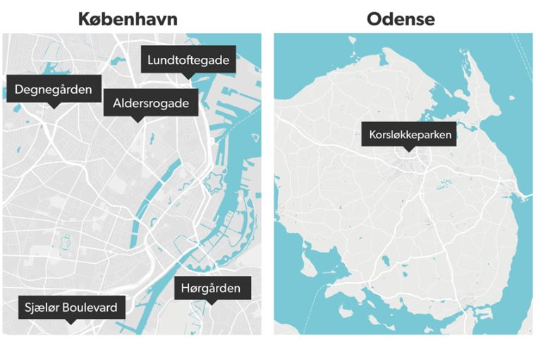 denmark ghetto map radicalization segregation