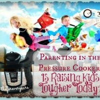 Parenting in the Pressure Cooker: Is Raising Kids Tougher Today?