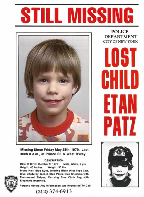 May 25th: International Missing Children's Day | The ...