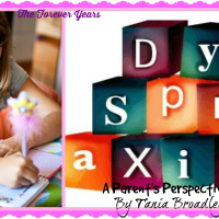 Dyspraxia, A Parent's Perspective, by Tania Broadley