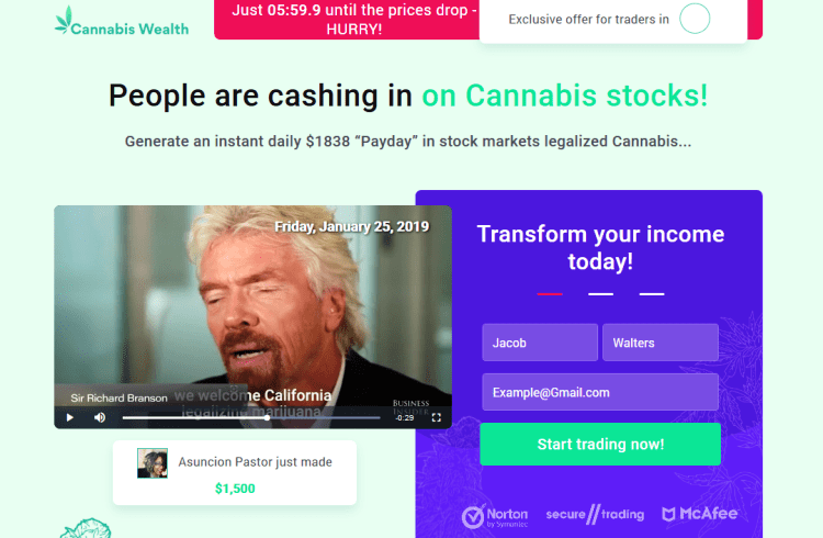 Cannabis Wealth Review