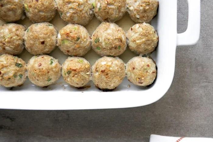 Cooked Easy Freezer Meatballs Recipe