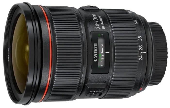 canon f2.8 lens