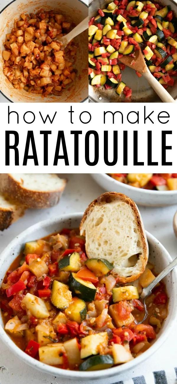 Italian Ratatouille Recipe (Ciambotta) #glutenfree #vegetarian #vegan #vegetablestew #vegetablerecipe #ratatouille #ratatouillerecipe #eggplantrecipe