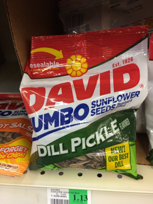Dill Pickle Sunflower Seeds