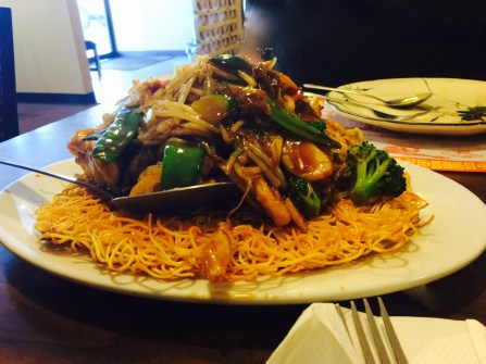 New Asian Kitchen - Cantonese Chow Mein $8.95 Phoenix AZ