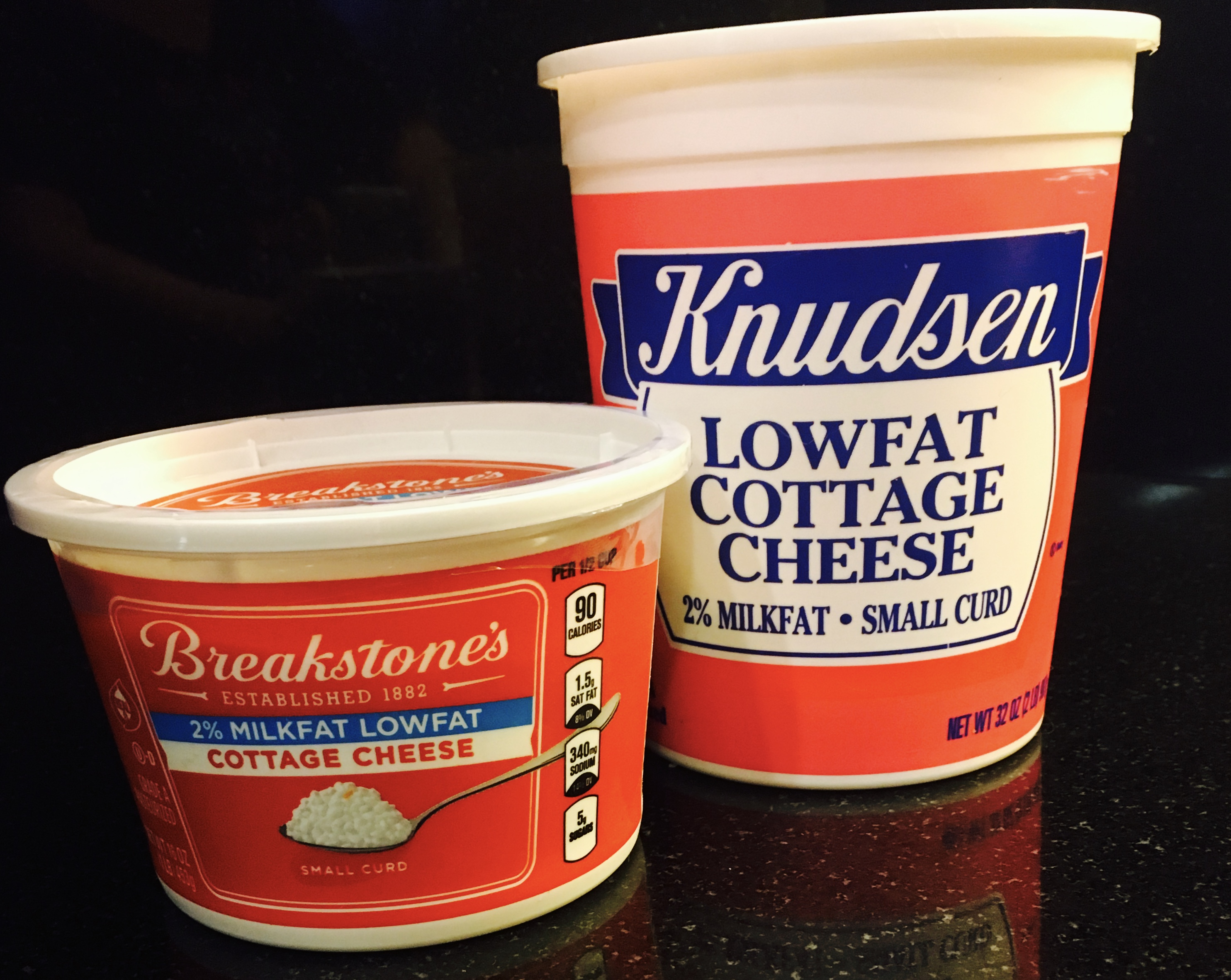 If You Live In The East, South East, Or Mid  Western Parts Of U.S. The Big  Name Brand For Cottage Cheese And Other Dairy Items Is Breakstoneu0027s.