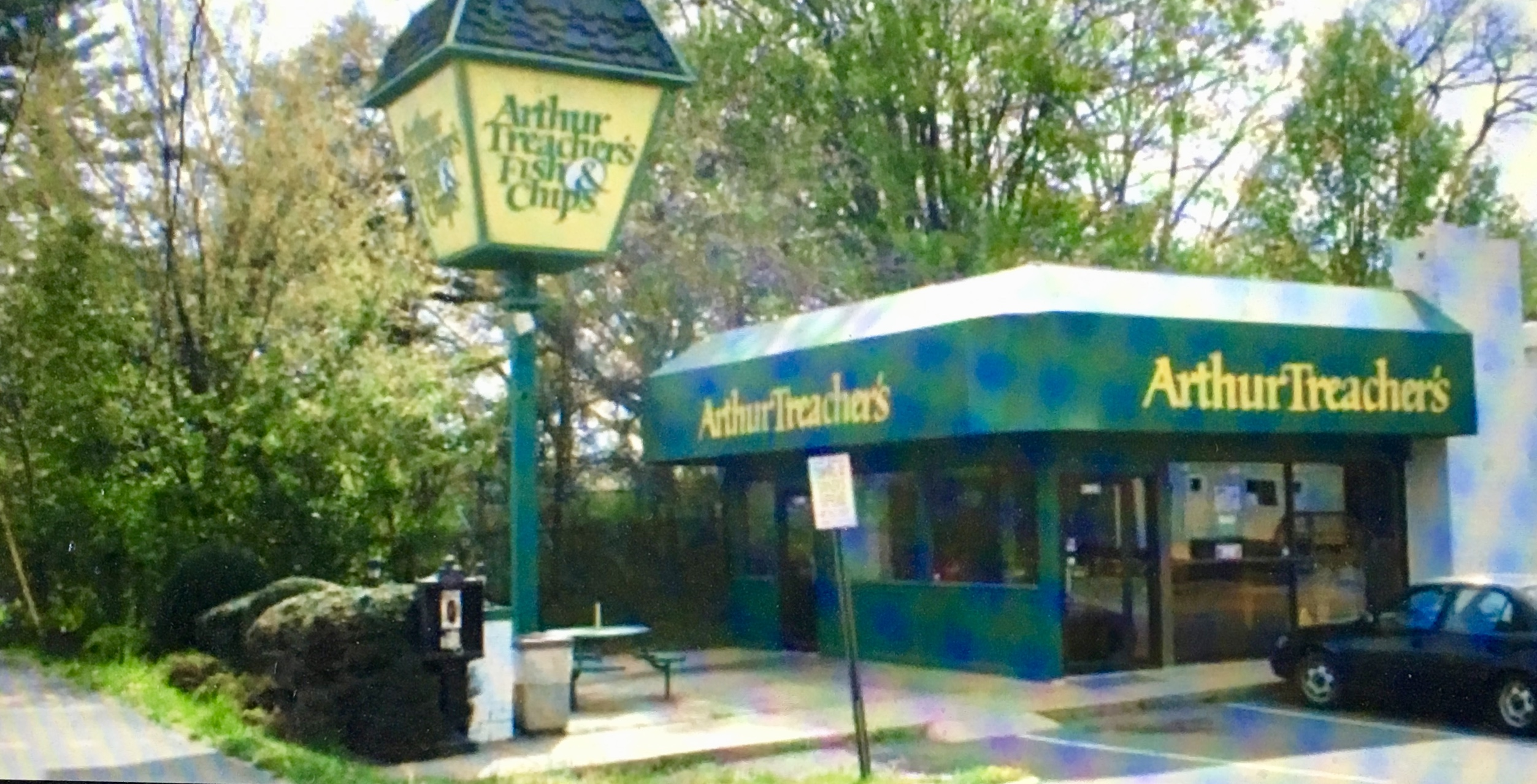 Wtfork happened to arthur treacher s fish chips for Arthur treachers fish and chips
