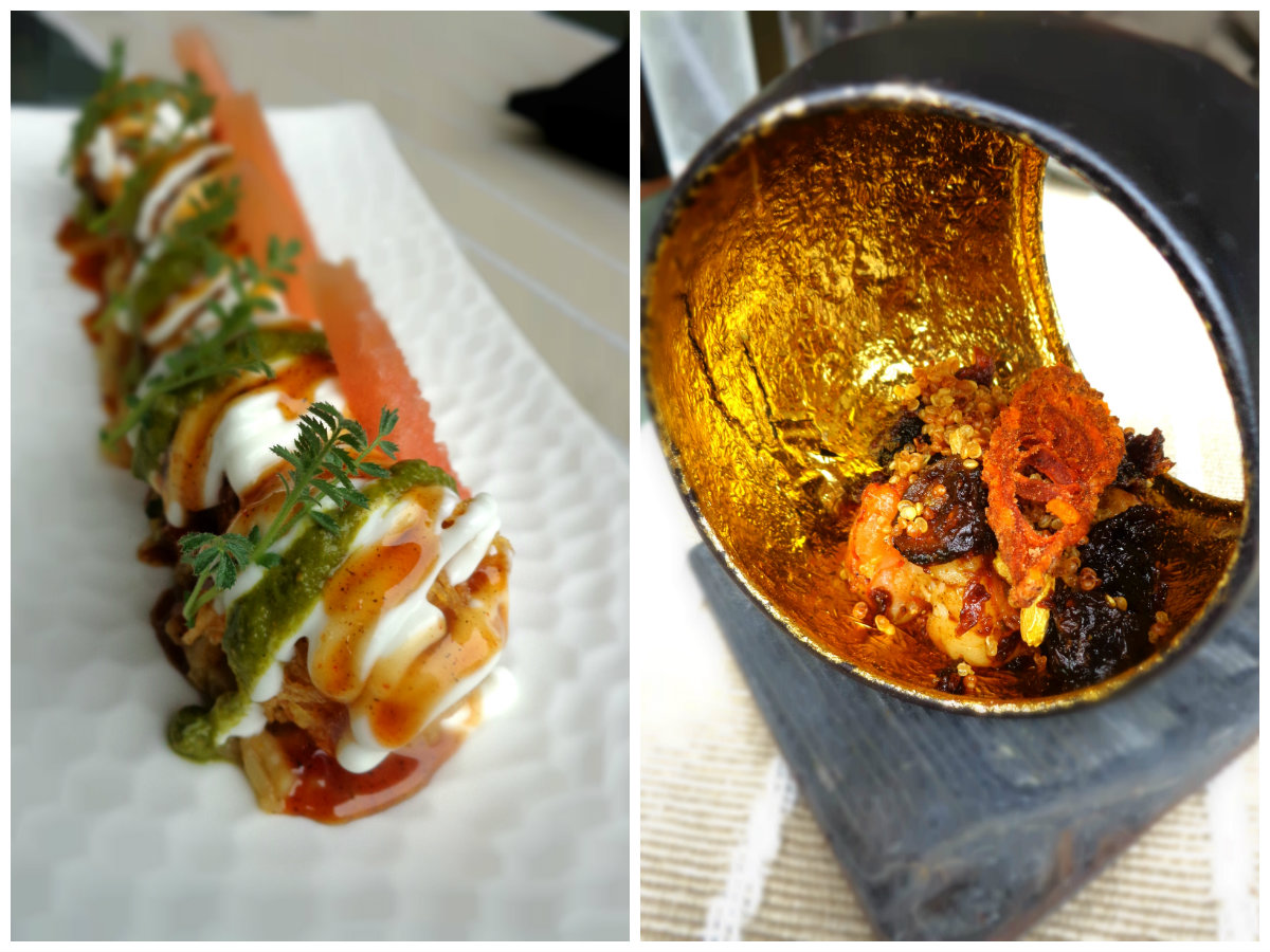 Delving Into Inventive Indian Cuisine At Indian Accent