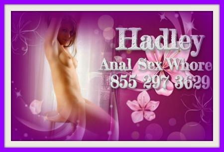 Anal Sex Whore Hadley