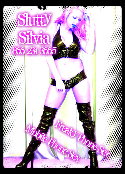 Mobile Phone Sex Silvia