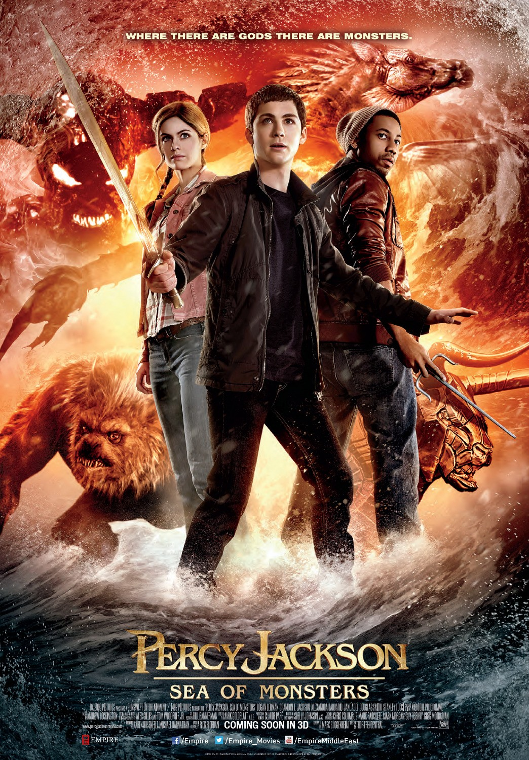 Is It Over Yet Percy Jackson And The Olympians Sea Of