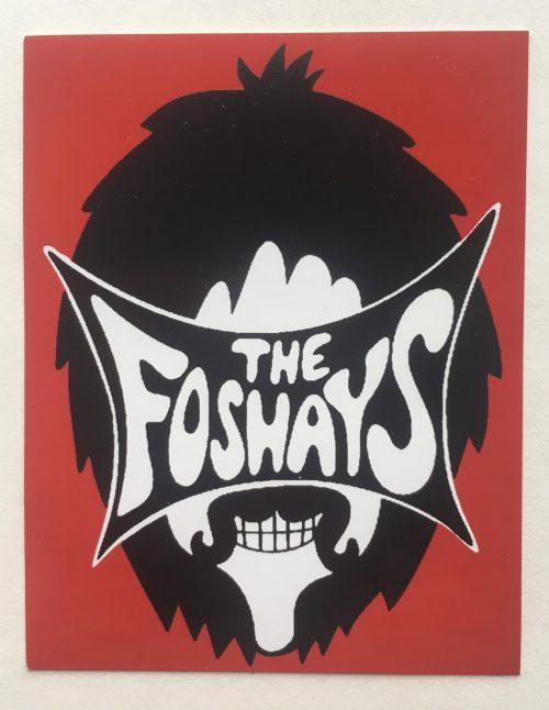 Franky Foshay Sticker