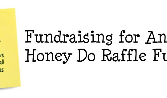 Fundraising for Animals: Honey Do Raffle Fundraiser