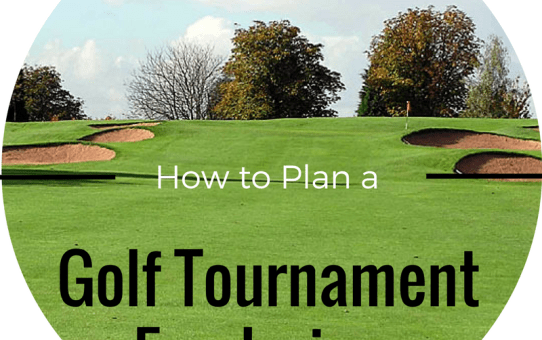 How to Plan a Golf Tournament Fundraiser