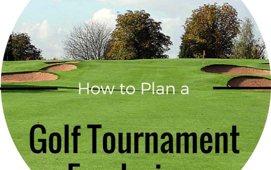 How to Plan a Golf Tournament Fundraiser