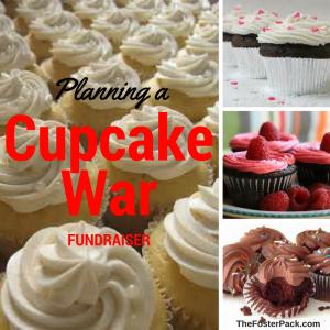 Planning a Cupcake War Fundraiser