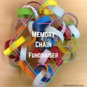 Memory Chain Fundraiser