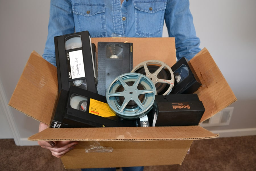 Keep Your Family Memories Alive with The Fotoshoppe Video Trasnfers