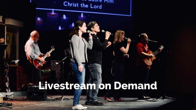LiveStream on Demand