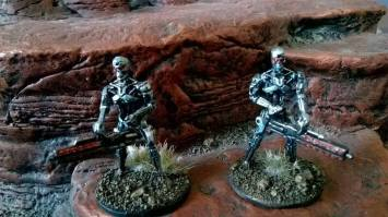 Terminator warriors