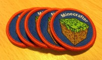 Scouts-Minecrafter-Badge-Pack-of-5