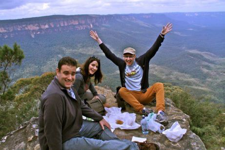 Picnic at the Blue Mountains, Sydney