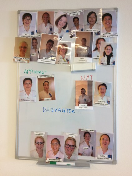 Greenland hospital birth K3 nurses
