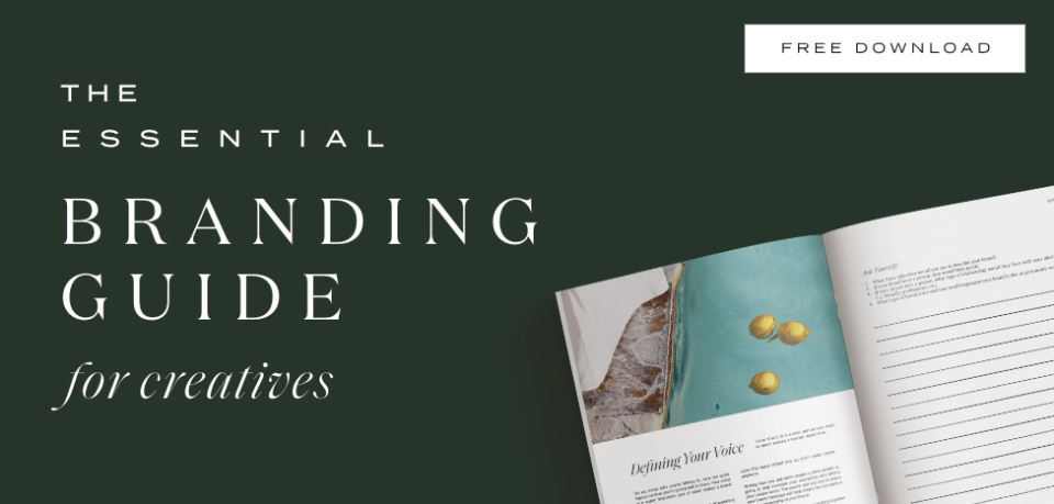 essential branding guide free download banner