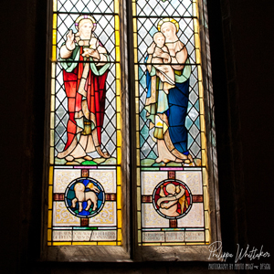 all saints church bishop burton services