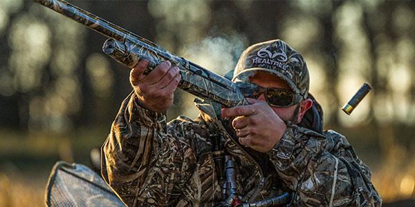 Chad Belding Ground Blind Hunt