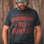 American Hunter Tee Shirt